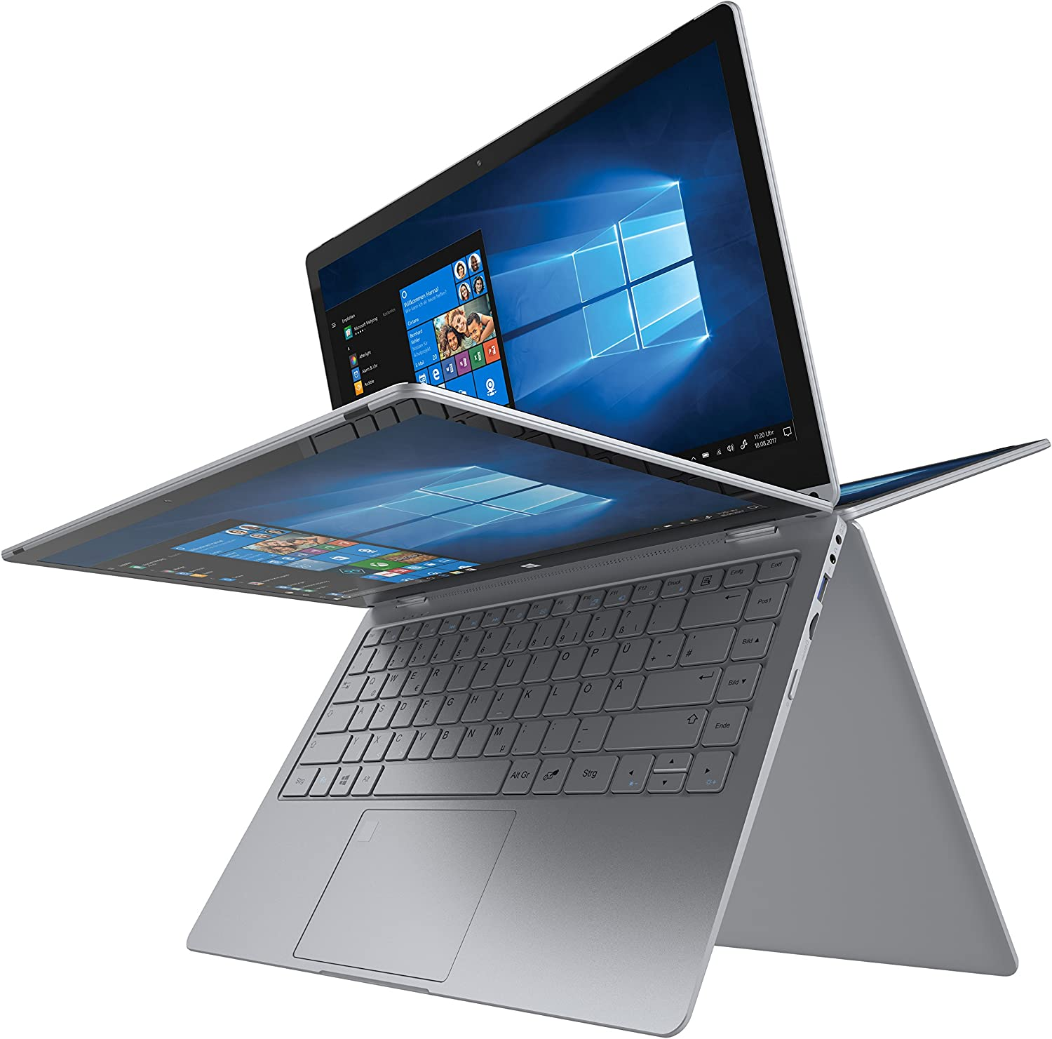 TrekStor PrimeBook C13 13,3 4GB 64GB Win10 WiFi