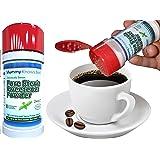 Pure Stevia Powder Extract Sweetener in Convenient Shaker Jar - Zero Calorie Sugar Substitute
