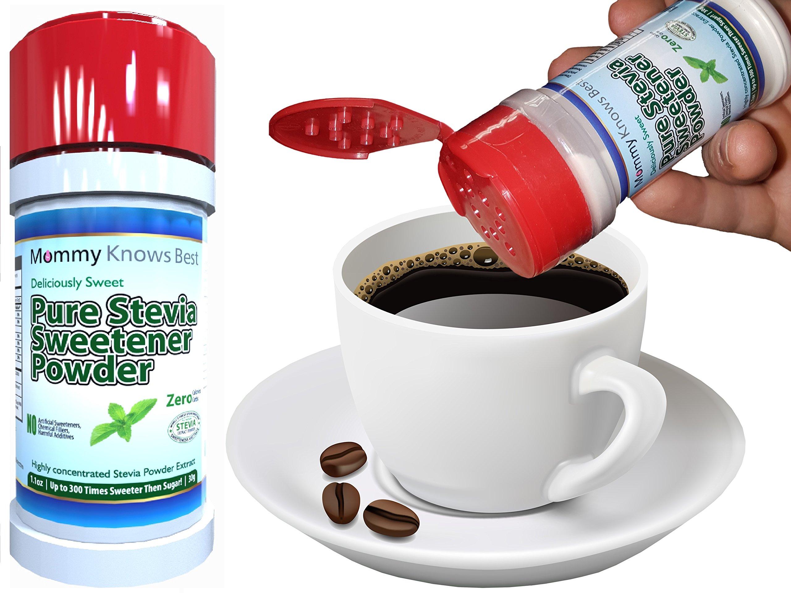 Amazon.com: Pure Stevia Powder Extract Sweetener - Zero ...