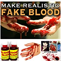 Party Propz Halloween Fake Horror Blood Prank