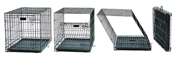 MidWest Homes Dog Crate for Travel