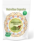 Natrolina Organics Bhringraj Powder 100% Natural Promotes Healthy Hair Growth 100 grams
