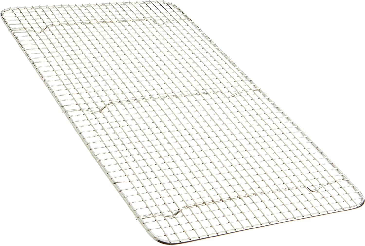 Kitchen Supply 10 x 18 Inch Cooling Rack With Icing Grate