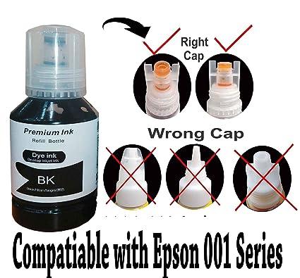 Gocolor EPSON 001 003 PREMIUM QUALITY COMPATIBLE REFILL