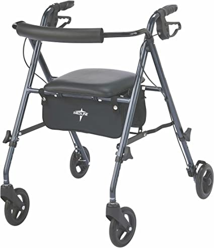 Amazon.com: Caminador Medline libertad ultraligero ...