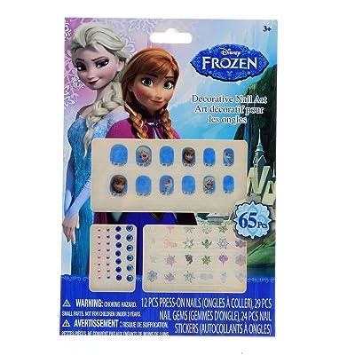 Disney Frozen Decorative Nail Art: Toys & Games