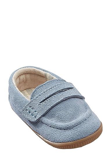 Next Niños Mocasines De Bebé Penny (Niño Pequeño) Azul 18-24 Meses: Amazon.es: Zapatos y complementos