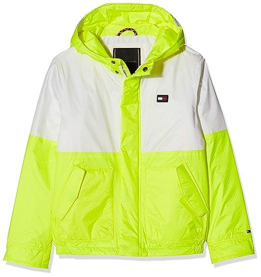 Tommy Hilfiger Neon Bonded Jacket, Chaqueta para Niños ...