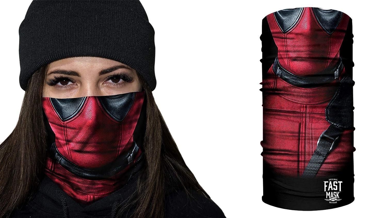 Fast Mask Winter Fleece Face Shield Unisex - Darth Vader