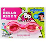 Hello Kitty Swim Goggles