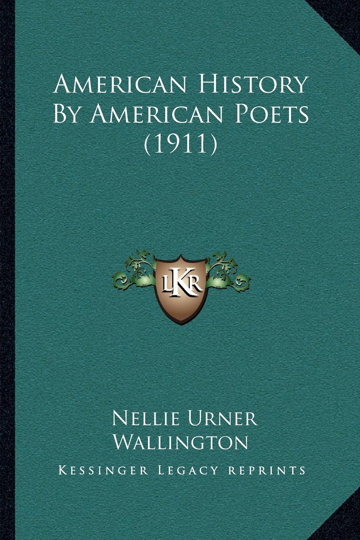 Download American History By American Poets (1911) pdf epub