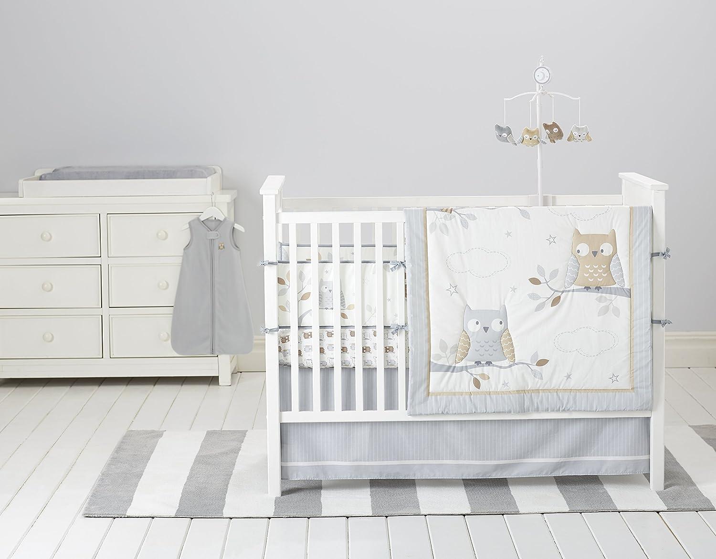 Cuddle Time 3 Piece Crib Bedding Set, Adventure Land Cuddletime CU1727700B
