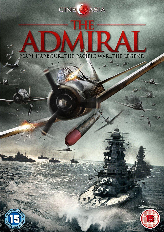 The Admiral 2011Rengô kantai shirei chôkan: Yamamoto IsorokuAdmiral YamamotoNON-USA FORMAT, PAL, Reg.2 United Kingdom