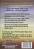 Carlton's Calls Calling Trophy Moose DVD by