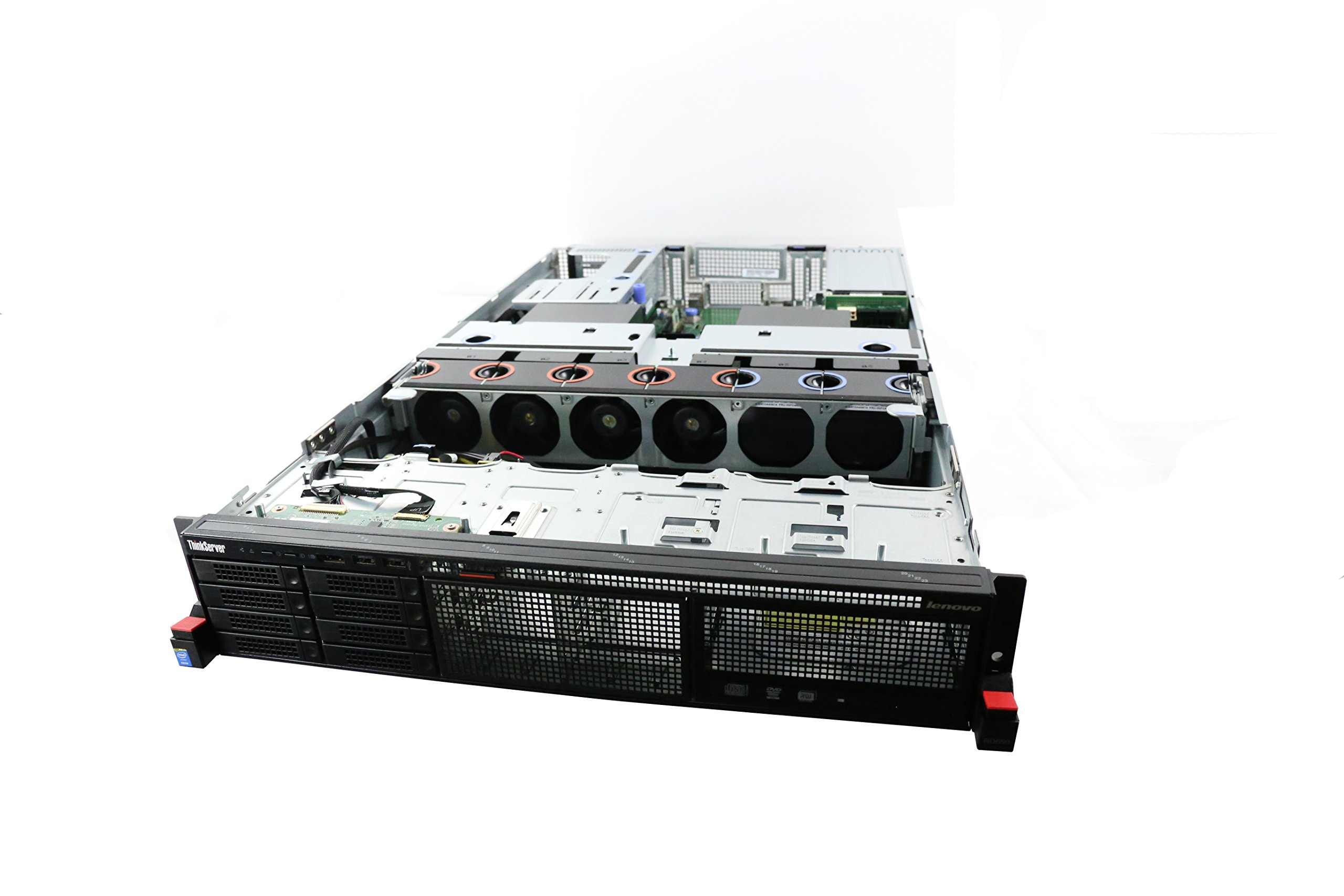 Lenovo ThinkServer RD650 70DR000RUX 2U Rack Server - 1 x Intel Xeon E5-2620 v3 Hexa-core (6 Core) 2.40 GHz