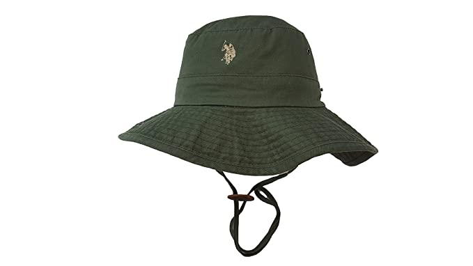 U.S. Polo Assn.. - Sombrero de Sarga para Hombre 173ddeed794