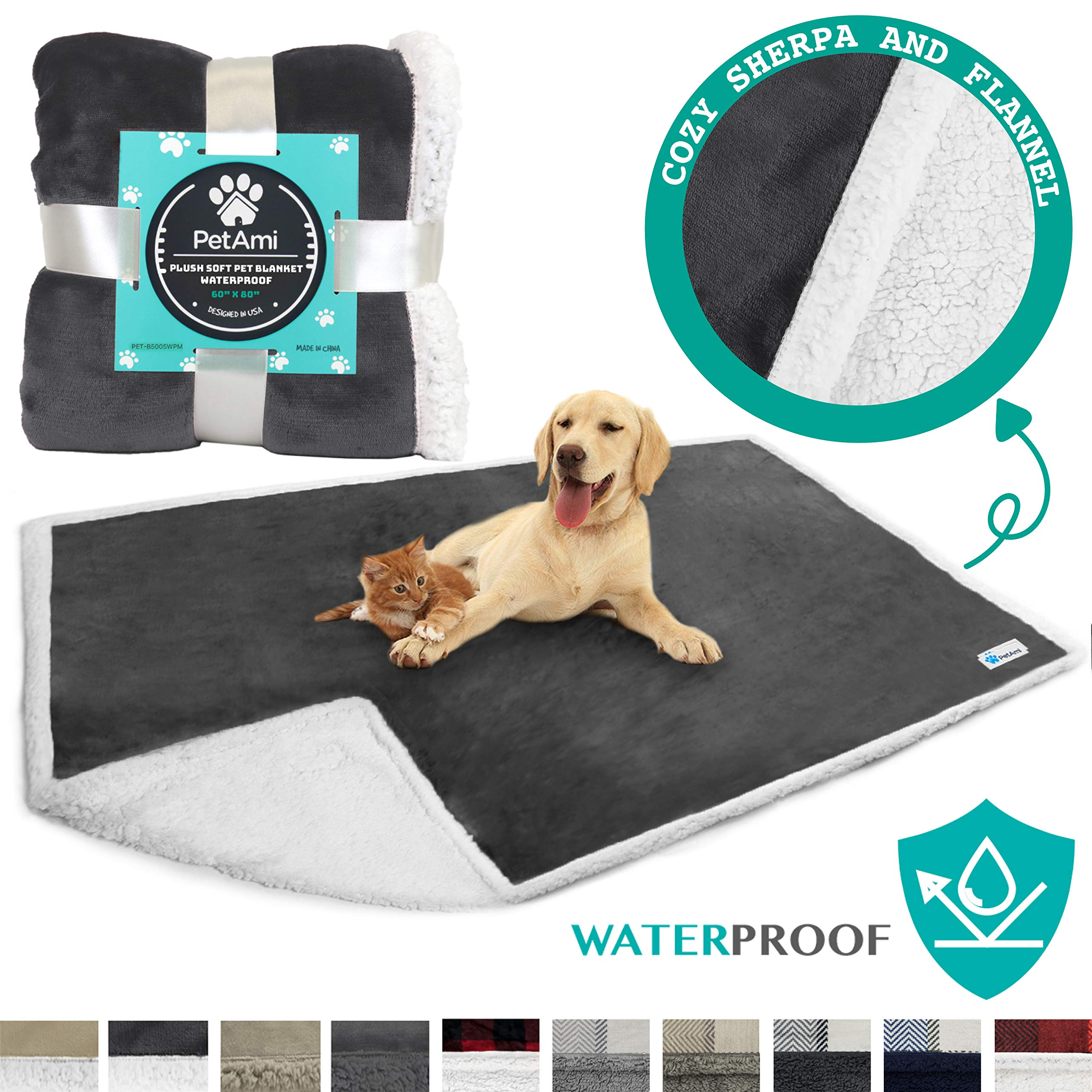 9653e708c7 Best Rated in Dog Bed Blankets   Helpful Customer Reviews - Amazon.com