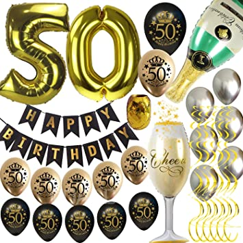 Image Unavailable Not Available For Color 50th Birthday Decorations Men