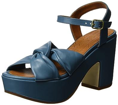 Flander sandals - Blue Chie Mihara FqHC7sk
