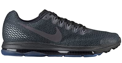 NIKE Mens All Out Low Running Shoes (15 D(M) US Black/Aura-Dark Grey-Pure Platinum)