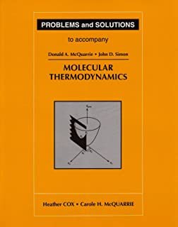 Buy molecular thermodynamics book online at low prices in india molecular thermodynamics solutions manual fandeluxe Choice Image