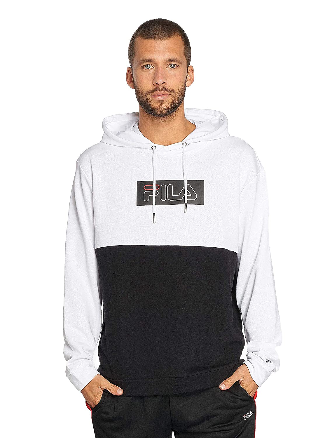 Fila Homme HautsSweat Capuche Urban Power Line Breaker