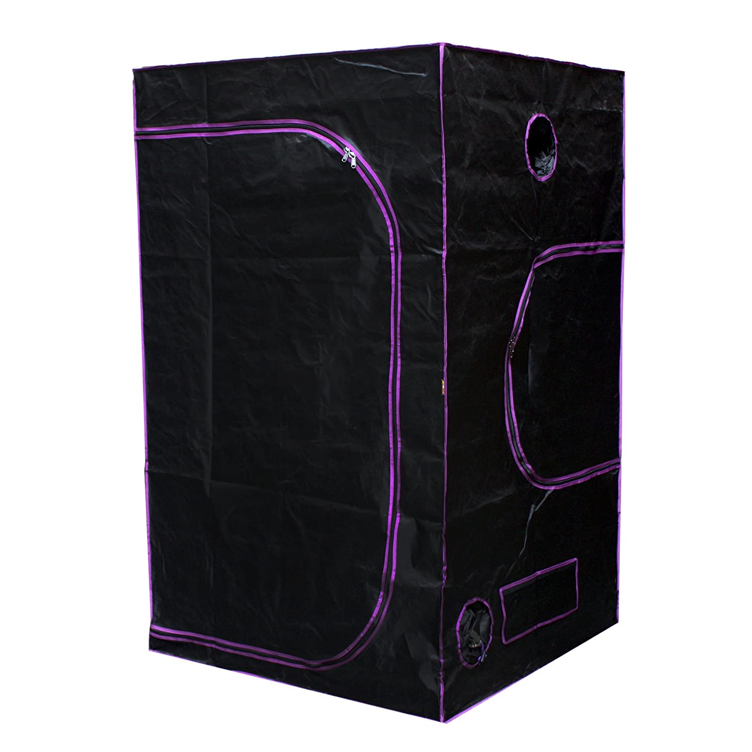"Apollo Horticulture 48""x48""x80"" Mylar Hydroponic Grow Tent"