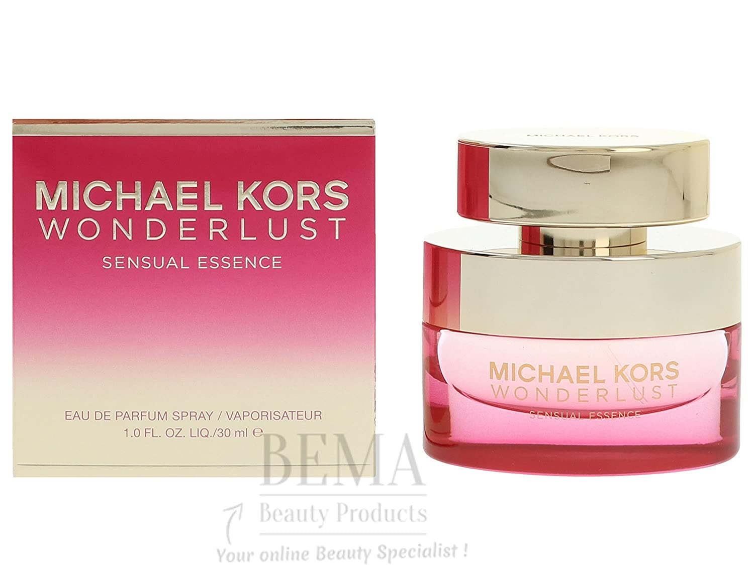 1155c1aeafe0 Amazon.com   Michael Kors Wonderlust Sensual Essence Edp 1 Ounce   30  Milliliters   Beauty