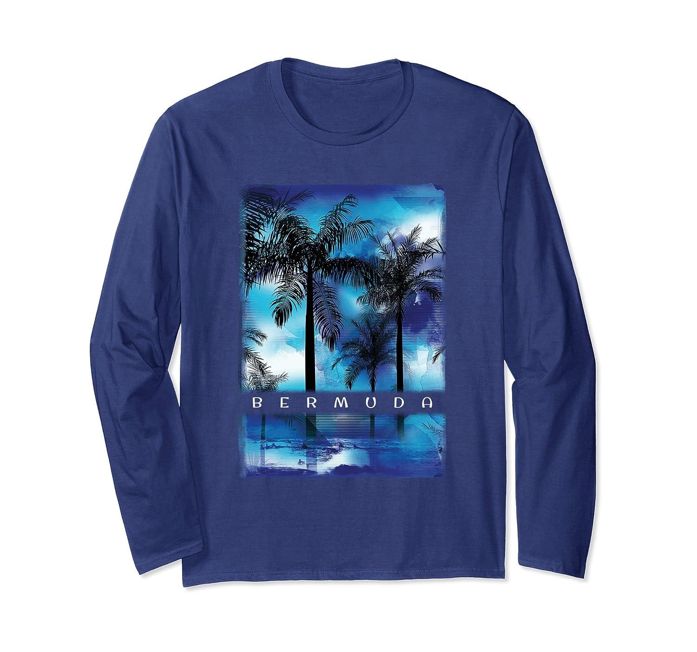 Bermuda Vacation T Shirt Family Beach Souvenir Apparel-alottee gift