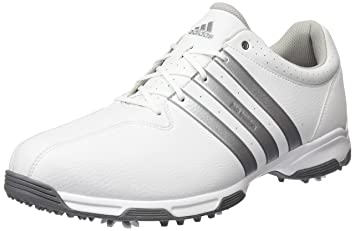 pretty nice 8190a 3a82d adidas 360 Traxion WD, Chaussures de Golf Homme, 360 Traxion WD, Blanc