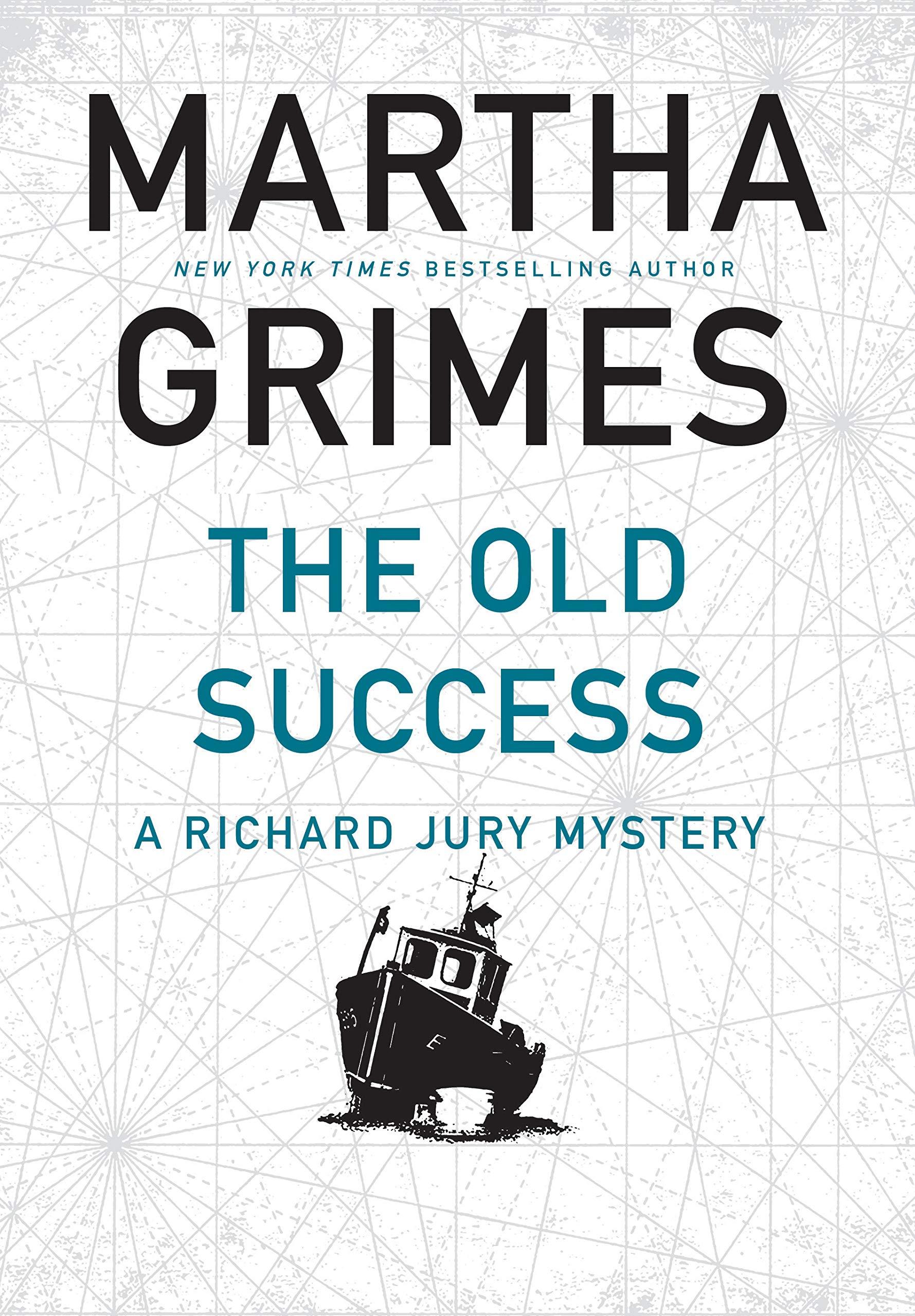 The Old Success  Richard Jury 25