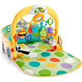 Fisher Price 3 in 1 Convertible Car Gym, Multi Color