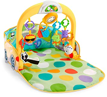 ab5a18d56548d Fisher Price 3 in 1 Convertible Car Gym
