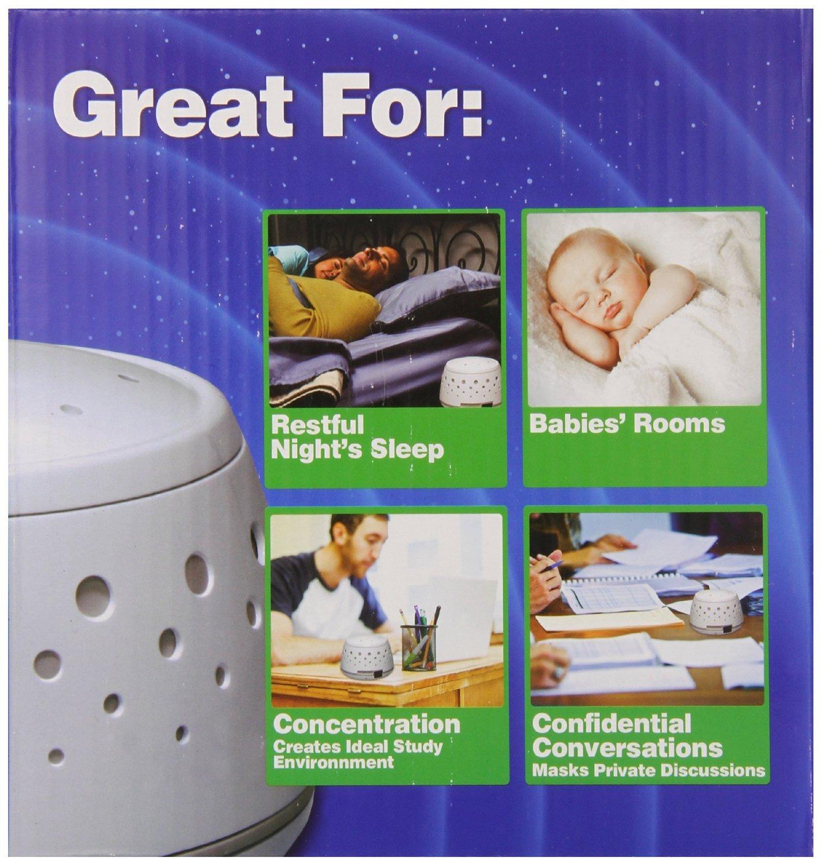 Sleep Easy Sound Conditioner, White Noise Machine by Sleep Easy (Image #5)