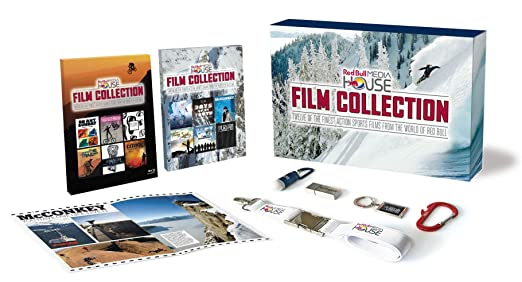 Red Bull Media House Film Collection [Blu Ray]