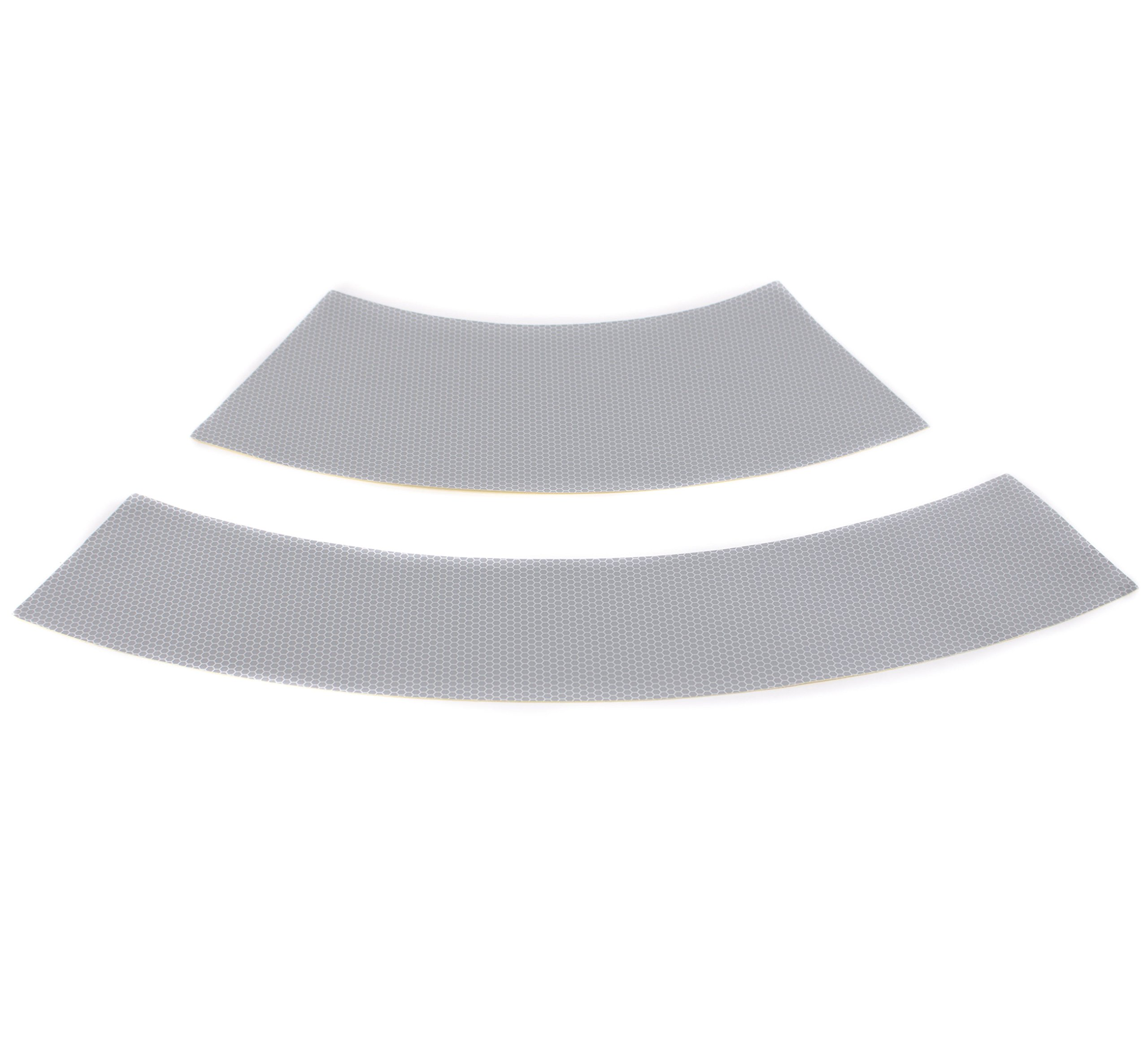 RK Safety RPCT36-2T 4 and 6 Inch Traffic Cone Collar Replacement Reflective Tapes | Intended for Use with 36'' Tall Cones