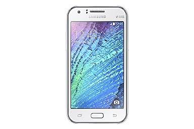 168cd398c Samsung Galaxy J1 (White)  Amazon.in  Electronics
