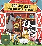 Une journée à la ferme : Pop-up jeu