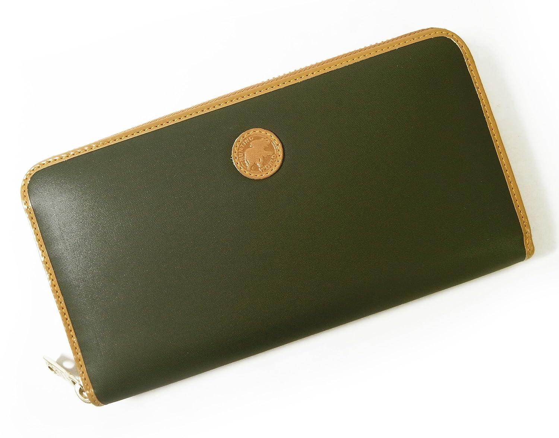 (ハンティングワールド) 長財布 メンズ BATTUE ORIGIN バチュー ラウンドファスナー HW-570 [並行輸入品] B01N4GIU6K