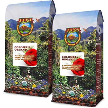 reliable Java Planet Colombia Organic