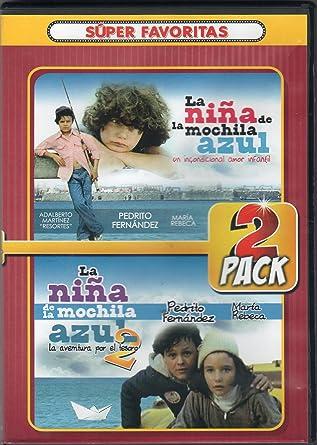 LA NINA DE LA MOCHILA AZUL (1980) PEDRO FERNANDEZ & LA NINA DE LA