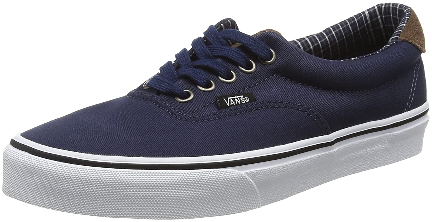 Vans Unisex B019HE0JXC Era 59 Skate Shoes B019HE0JXC Unisex 8.5-Women/7-Men Medium (D, M) US|Dress Blue 72e67e