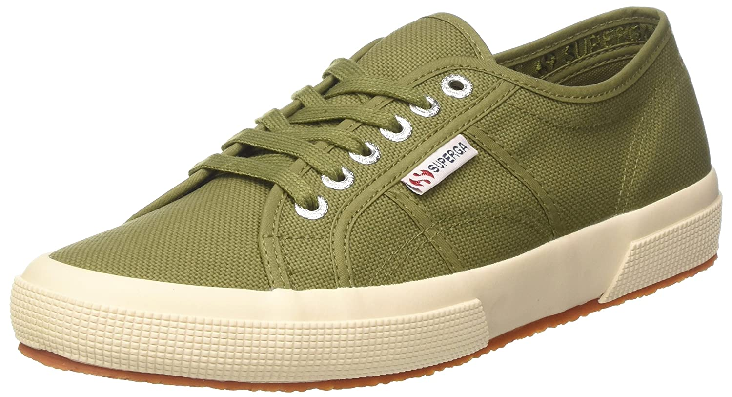 Superga 2750 (Green Cotu Classic, Superga Baskets mixte B63) adulte Green (Green Capulet Olive B63) 7a041fb - latesttechnology.space