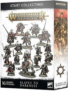 Warhammer AoS - Comience a coleccionar! Esclavos a la oscuridad 2019