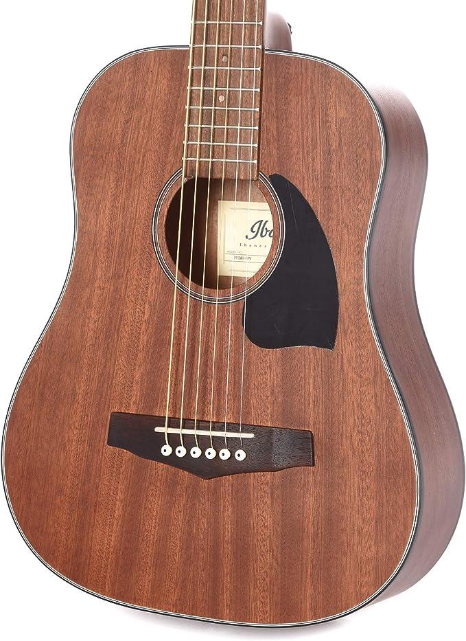 Ibanez pf2mhopn 3/4 Mini guitarra acústica Dreadnought: Amazon.es: Instrumentos musicales