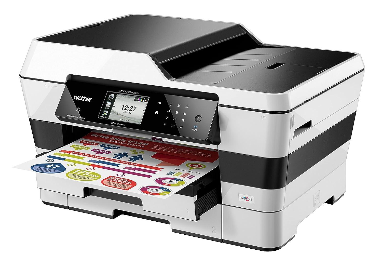Brother MFC J 6920 DW - Impresora multifunción de tinta + Cartucho ...