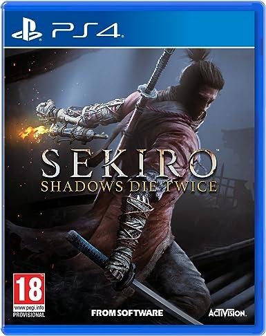 SEKIRO SHADOWS DIE TWICE - PlayStation 4 [Importación inglesa]: Amazon.es: Videojuegos