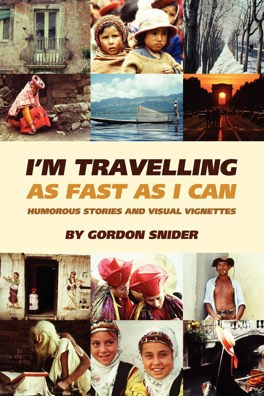 Download I'm Travelling As Fast As I Can pdf epub