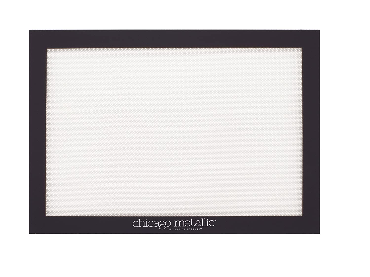 Chicago Metallic Silicone Pastry Mat with Measurements 5211022