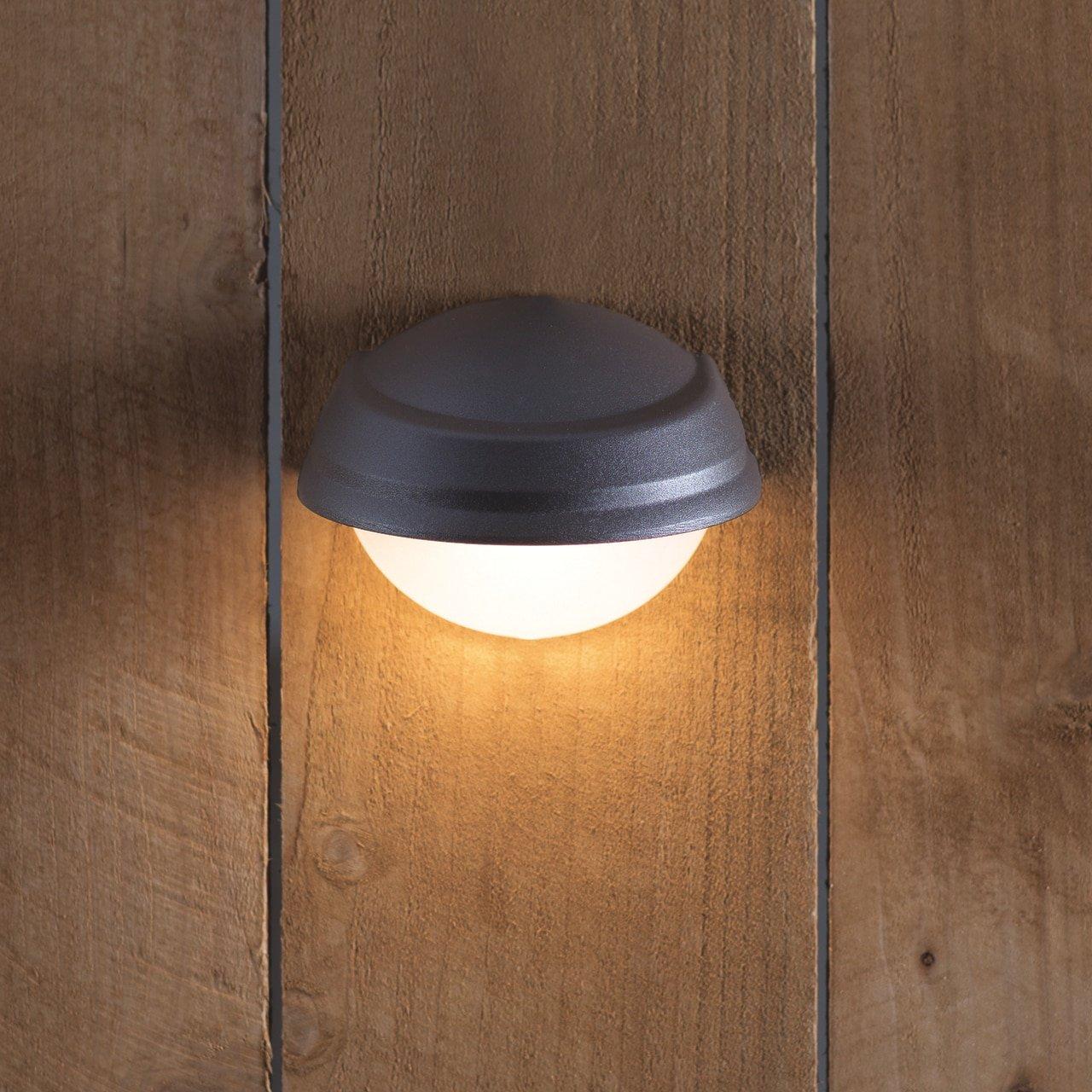 Amazon.com: Better Home and Gardens 1 Piece QuickFIT LED Deck Light ...